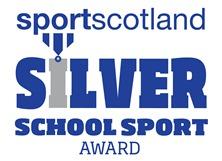 SportsScotland Silver Icon